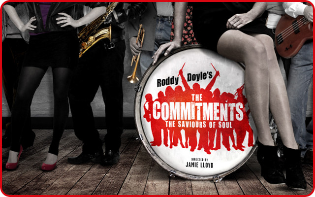 Theatre The Commitments (2 tickets)
