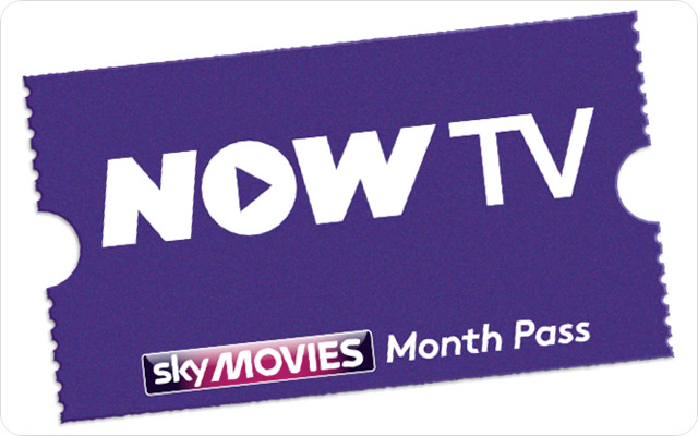 Home Entertainment NOW TV Sky Movies Month Pass