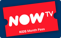 NOW TV Kids Month Pass