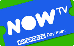 NOW TV Sky Sports Day Pass digital gift card