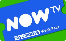 NOW TV Sky Sports Week Pass