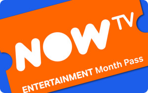 NOW TV Entertainment Month Pass
