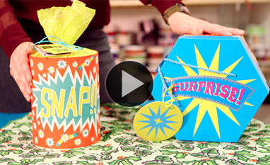 Lush Fresh Handmade Cosmetics Presents: Snap and Surprise