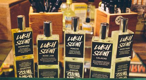 Lush Scents