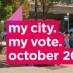 #Vanelxn Vancouver Votes 2018