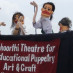 Sphoorthi Theatre for Educational Puppetry, Art and Craft - STEPARC