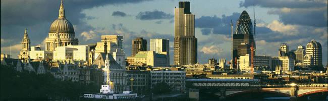 Evil Strikes London