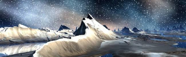 Stars of the Ice Moon