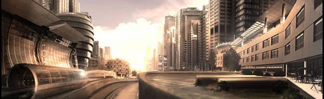 Hades City - Supermodern City of the Future