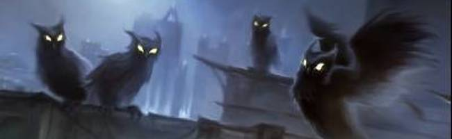 The Screech of Undying Owls
