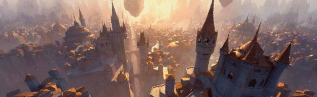Mere and the City of Dust