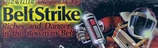 Traveller: Beltstrike!