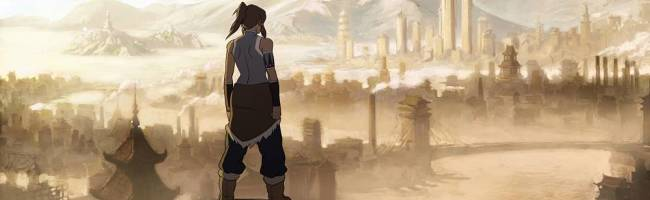 Legend of Korra--Spinoff