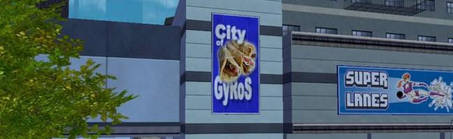 City of Gyros