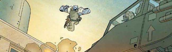 Atomic Robo: The Black Coats