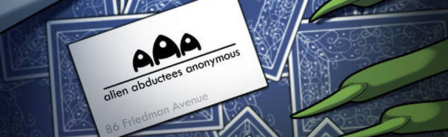 Alien Abductees Anonymous