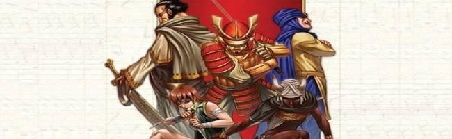 Exalted: Heroic Mortals