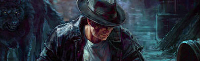 Blood Magic: A Supernatural Detective Story