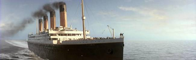 RMS Caledonia - Suspended