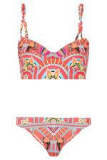 Mara Hoffman - Ananda printed underwired bikini