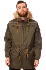 RockSmith - The Freetown Fishtail Parka