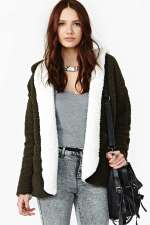 Nasty Gal - Always On Reversible Coat