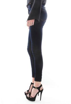 J Brand - 811 Mid Rise Skinny Leg Jean