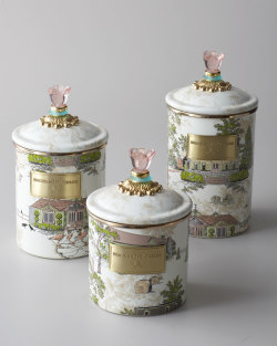 Mackenzie-childs - Small Aurora Canister