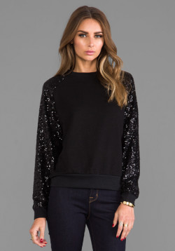 Lovers + Friends - Lover Sequin Pullover