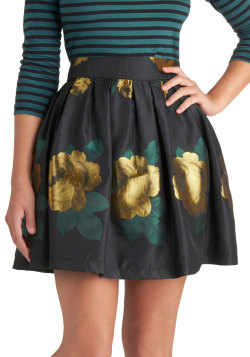 ModCloth - In the Garden Skirt