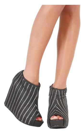 Senso Diffusion - Nyxy Open Toe Shoe