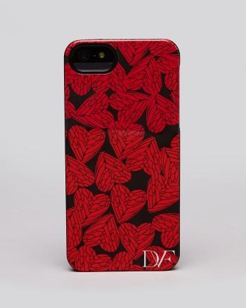Bloomingdales - DIANE von FURSTENBERG iPhone 5/5s Case - Free Hearts