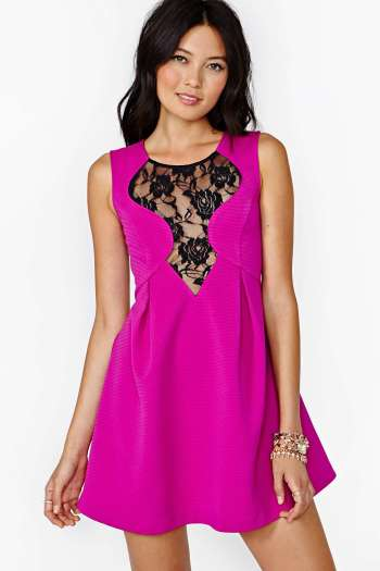 Nasty Gal - Neon Daze Dress