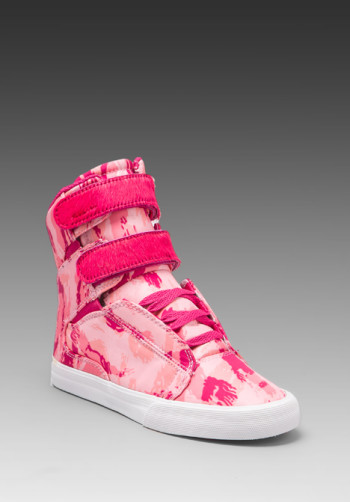 Supra - PINK PARTY EXCLUSIVE Society Sneaker