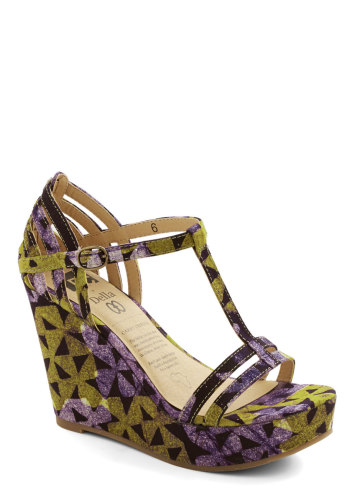 Bc Footwear - Here I Come Wedge