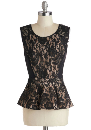 ModCloth - Samba Showcase Top