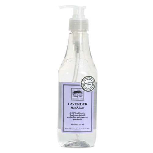 Good Home Co. - Hand Soap, Lavender 12 oz