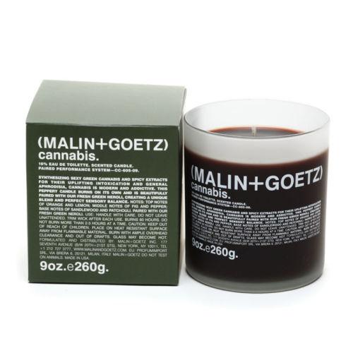 Malin+goetz - Candle, 60 Hours - Cannabis 9 oz (260 g)