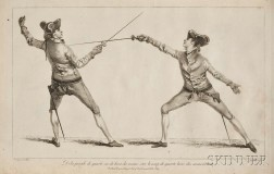 Angelo, Domenico (1717?-1802) The School of Fencing
