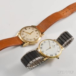 Two Men's Wristwatches