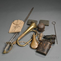 Group of Civil War-era Objects