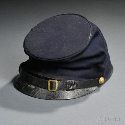 McDowell-style Federal Forage Cap