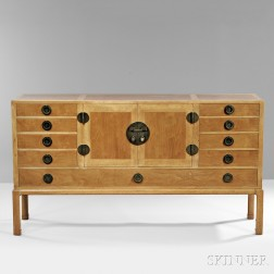 Edward Wormley for Dunbar Sideboard