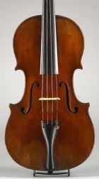 French Viola, Georges Chanot, Paris, 1850