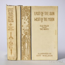 Nielsen, Kay (1886-1957) East of the Sun and West of the Moon, Old Tales from the North.