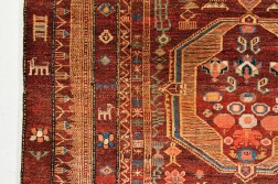 Unusual Shirvan Caucasian Rug
