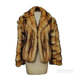 Fitch Fur Jacket by Ben Kahn