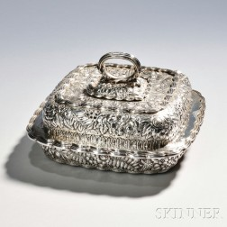 Tiffany & Co. Sterling Silver Entree Dish and Cover