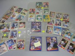 Collection of Fifty Autographed Baseball Cards