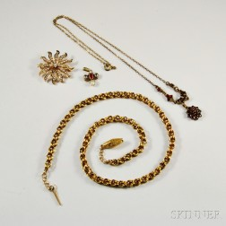 Group of Miscellaneous Jewelry